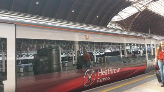 Paddington Station: Expresso do Aeroporto de Heathrow para a Estação