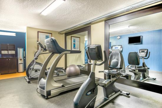 Days Inn & Suites by Wyndham Albuquerque North: Fitness Rooms