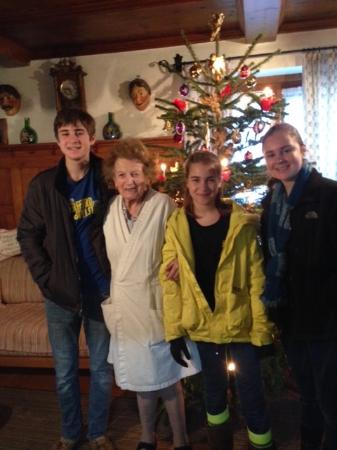 Haus Lilly: Wonderful Christmas Visit