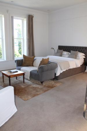 Middedorp Manor: Middedorp Hotel Bedroom