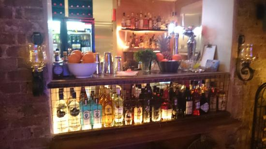 La Cabina London : La cabina bar picture of la cabina london tripadvisor