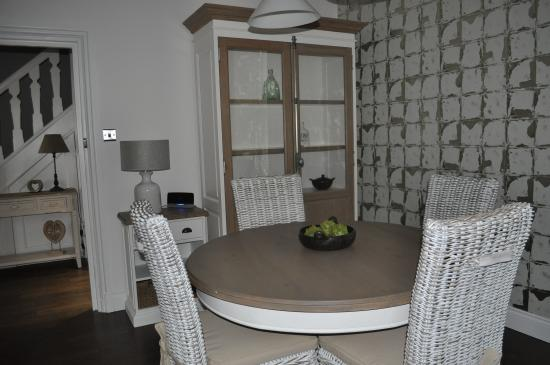 Falmouth Bay Guest House: Communal area