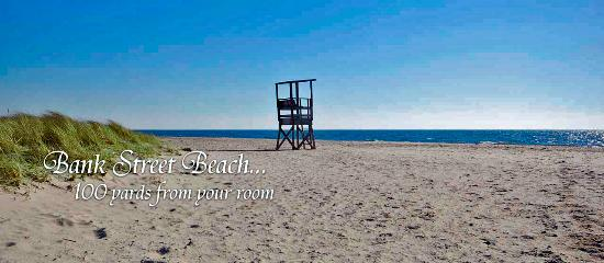 Harwich Port, MA: Bank Street Beach - 100 Yards from your room