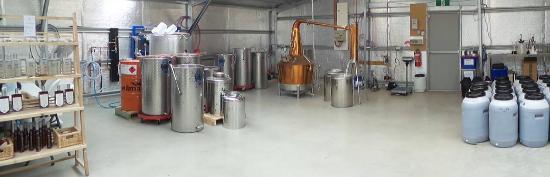 Sorell, Australia: The Distillery