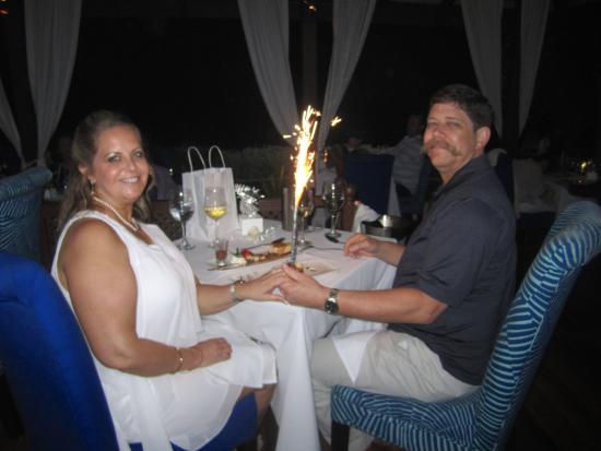 Holetown, Barbados: Great place for Anniversary