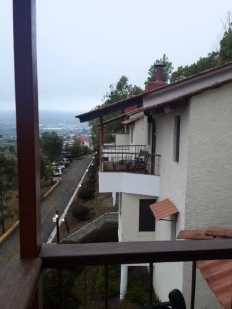 Altocerro Villas, Hotel & Camping : Vista de las villas
