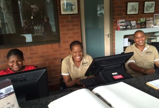 Rivonia, Sydafrika: Researcher in the Archives