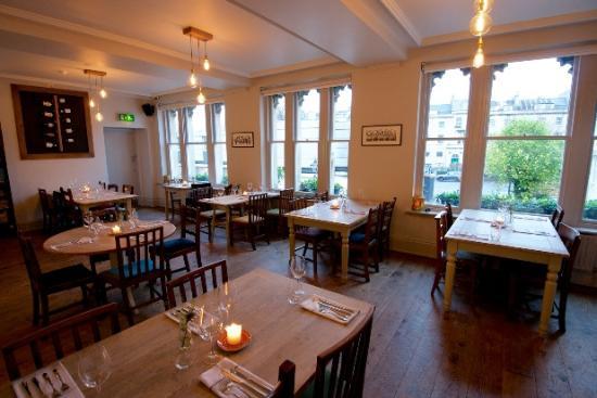 Nettle & Rye - Restaurant