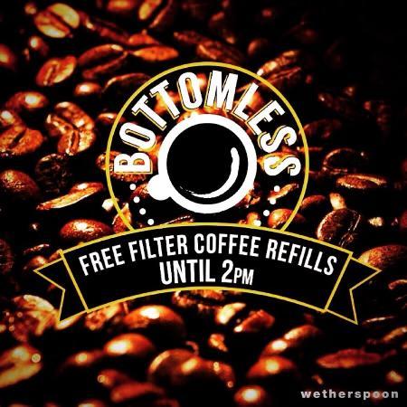 Yr Hen Orsaf: Coffee Refills
