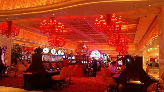Casino smell