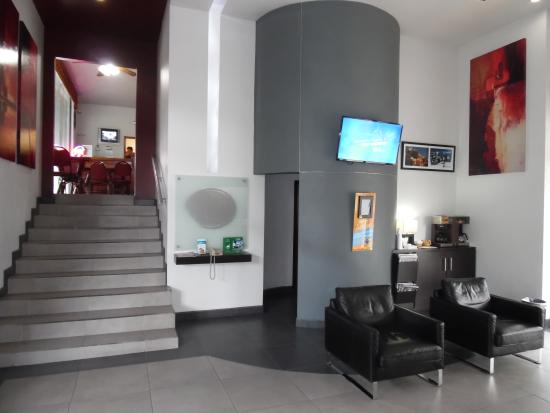 Hotel La Mesa : Lobby