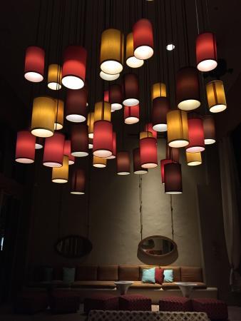 FireSky Resort & Spa - a Kimpton Hotel: Outside Lounge