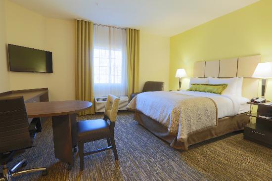 Auburn, AL: KIng Suite