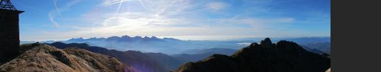 Collagna, Italia: Monte La Nuda 1895 mslm