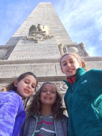 Historic Jamestowne: Jamestowne Memorial