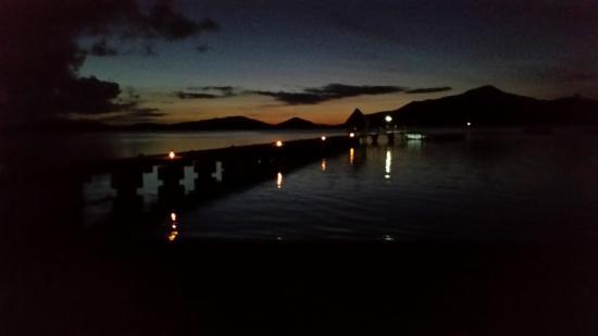 Turtle Island Resort: Another Beautiful Night