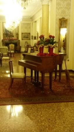 Grand Hotel Trieste & Victoria: Salone