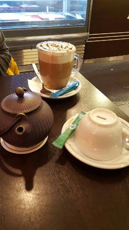 Возьми паузу, выпей кофе ...