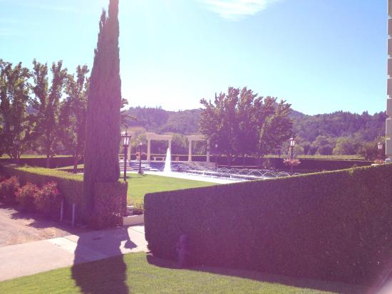 Healdsburg, Kaliforniya: grounds