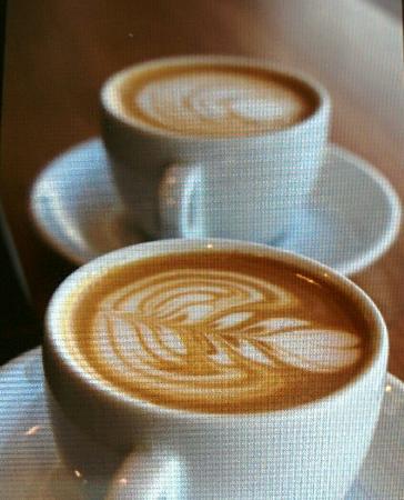 Australian find good coffee!