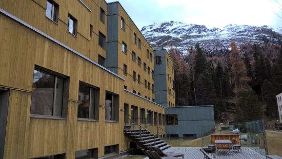 St. Moritz Youth Hostel: Youth Hostel