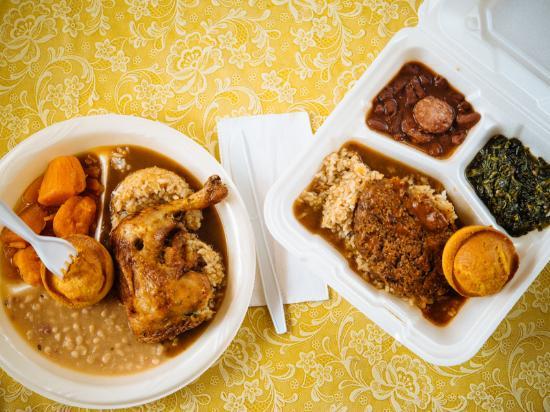 Lafayette, LA: Plate Lunch Paradise