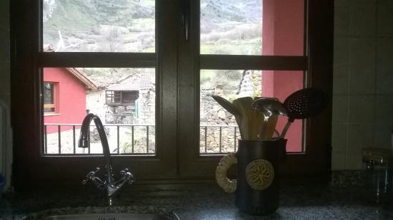 Pola de Somiedo, Spania: cocina