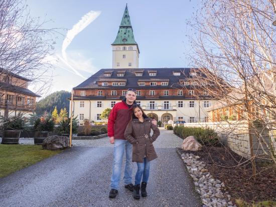 Schloss Elmau Luxury Spa & Cultural Hideaway: Unser wunderbare Hochzeitsreise im Schloss