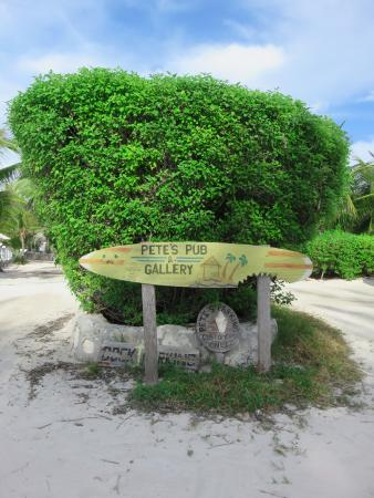Marsh Harbour, Great Abaco Island: Entrance