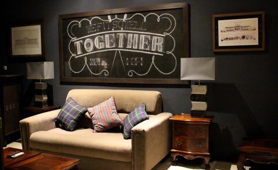 Hotel Le Loft: Welcome to our style