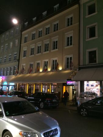 picture of hotel deutsche eiche munich tripadvisor. Black Bedroom Furniture Sets. Home Design Ideas