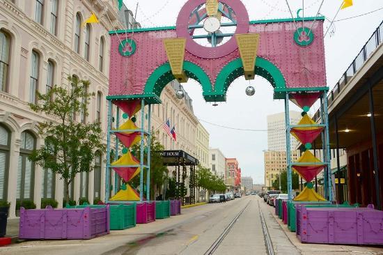 Galveston Island, TX: Mardi Gras! Galveston