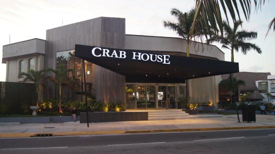 Crab House Cancun
