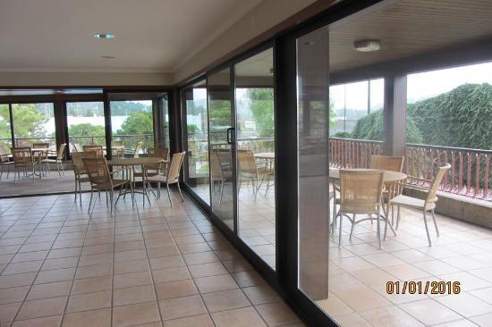 Quinta de Sao Sebastiao Hotel Rural : Salão