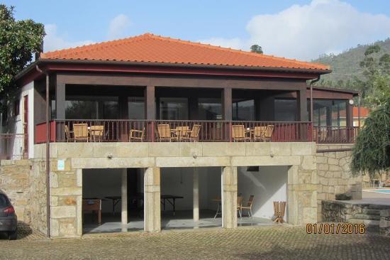 Quinta de Sao Sebastiao Hotel Rural : Salão e sala de jogos/divertimentos