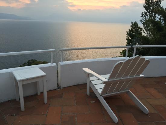 La Casa Colibri: Perfect spot for sunset watching