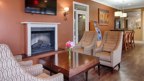 Ridgeland, Carolina del Sur: Lobby Sitting Area