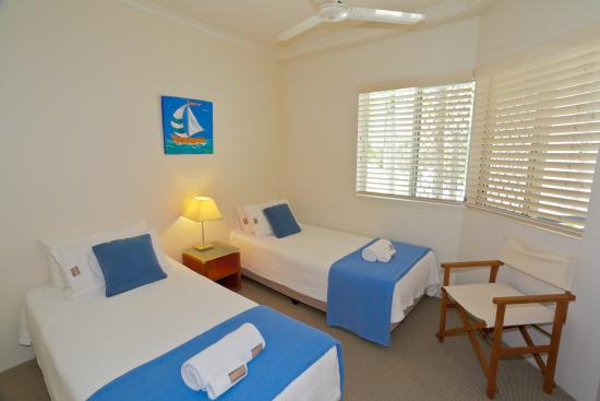 Noosa Riviera: Twin Room