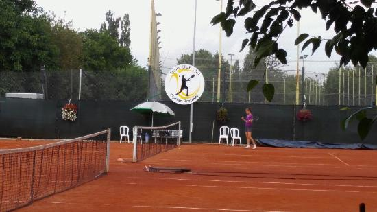 Tenis Club Cluj Ciprian Porumb