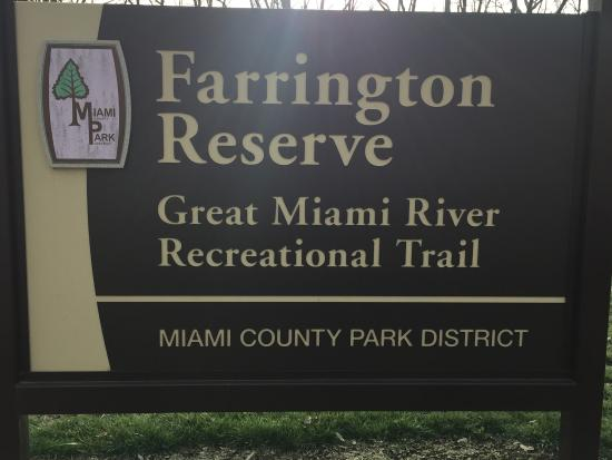Piqua, Огайо: Farrington Reserve