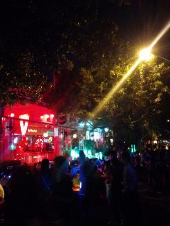 Havana Latin Restaurants Bar: 乐队