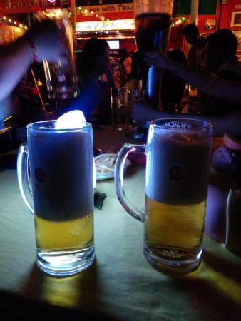 Havana Latin Restaurants Bar: beer