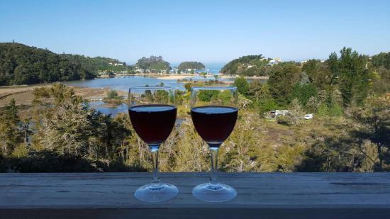 Kimi Ora Eco Resort: Stunning View of Kaiteriteri