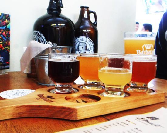 Lima Brew Tour