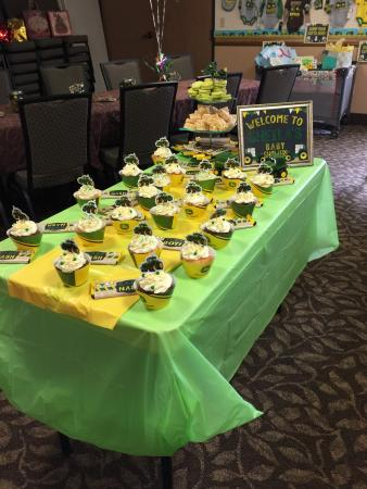 john deere baby shower picture of la quinta inn suites grants pass