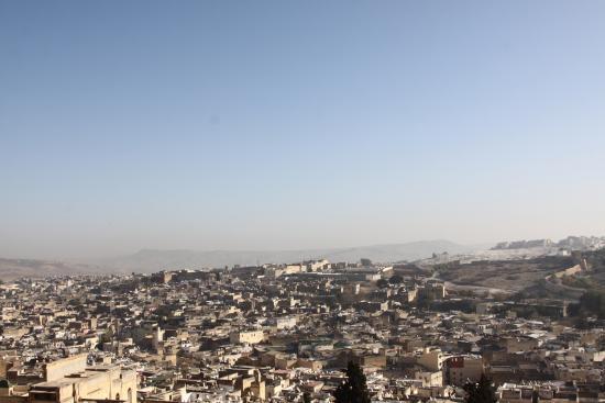 Palais Faraj Suites & Spa: More of the view!