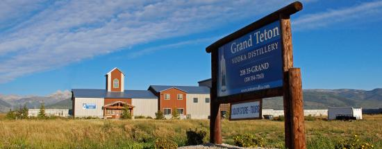 Driggs, ID : Grand Teton Distillery