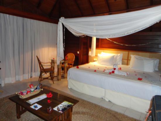 Nannai Resort & Spa: Quarto no Nannai!!