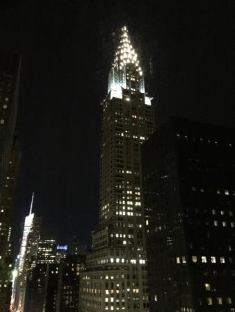 The Westin New York Grand Central: Chrysler Building view from Room