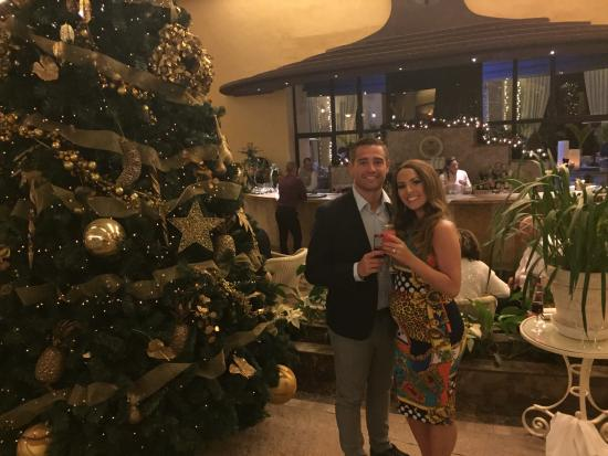 IBEROSTAR Grand Hotel El Mirador: The happy couple !
